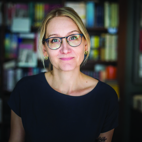 Olga Gitkiewicz Literacki Sopot media