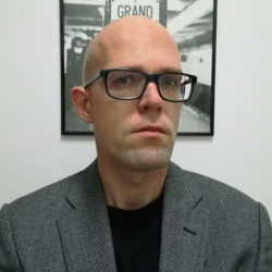 Daniel Chmielewski Literacki Sopot media