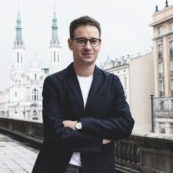 Mikołaj Łoziński Literacki Sopot media