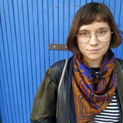 Natalka Suszczyńska Literacki Sopot media